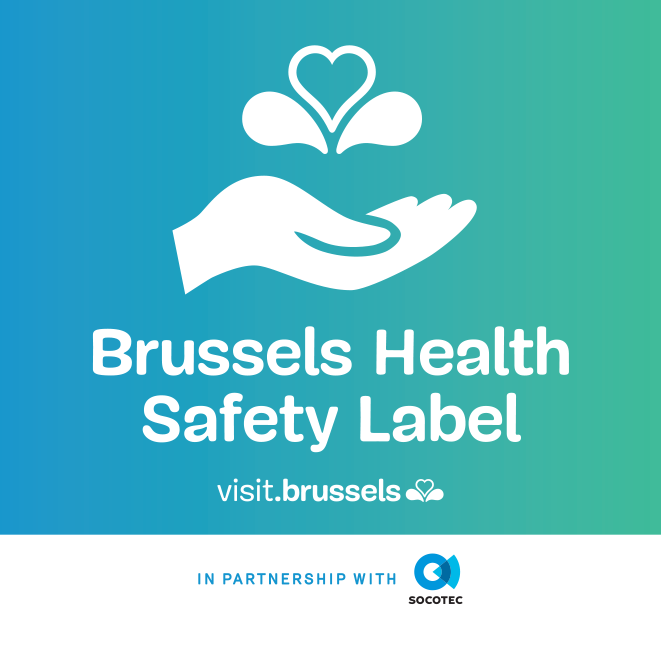 logo Brussels Health Safety Label